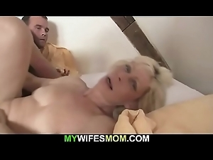 Become man leaves added to mom-in-law seduces him