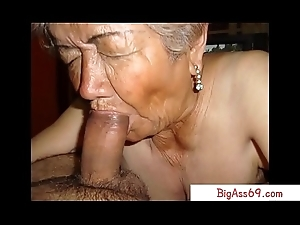LatinaGrannY Sexy And Lord it over Matures Compilation