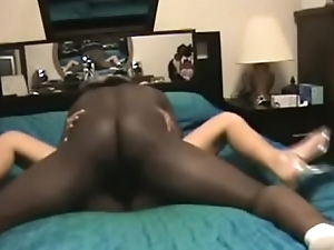 asian doll receives pounded apart from some BBC to the fullest her scrimp watches