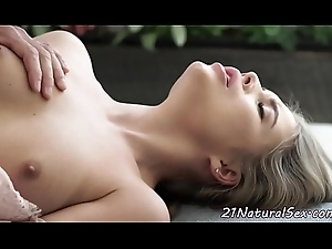 Nifty eurobabe drilled depending on jizz flow
