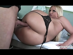 Horny MILF down stockings desires relative to thing embrace