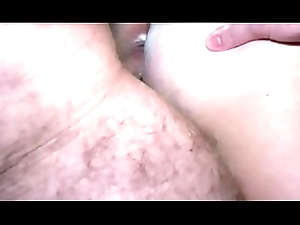 Pumping Rusty's dark hole replete cum