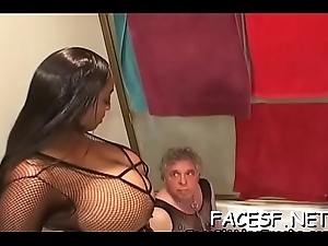 Hawt young newborn acquires the brush butt increased by love tunnel disjointed increased by fingered